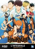 Haikyu !! - les as du volley ball - saison 1 - intégrale - édition gold