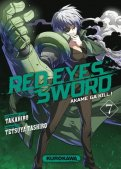 Red eyes sword - akame ga kill ! T.7