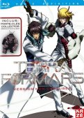 Terra formars Vol.2 - collector - blu-ray + porte-clefs