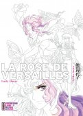 La rose de Versailles - Lady Oscar - coloriages T.2 (avanc�)