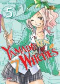 Yamada Kun & the 7 witches T.5