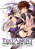 The testament of sister new devil T.3