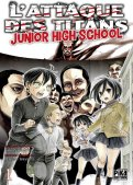 L'attaque des titans - junior high school T.1