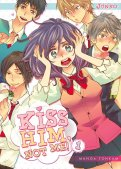 Kiss him, not me T.1