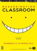 Assassination classroom - Vol.1 - combo
