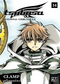 Tsubasa - Reservoir Chronicle - double - T.14