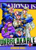 Jojo's bizarre adventure - diamond is unbreakable T.8