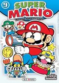 Super Mario - manga adventures T.9