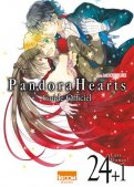 Pandora hearts - guide officiel 24 + 1
