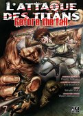 L'attaque des titans - before the fall T.7