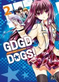 GDGD dogs T.2