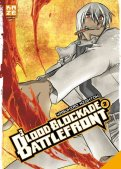 Blood blockade battlefront T.2