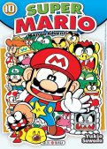Super Mario - manga adventures T.10