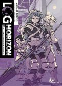 Log horizon - light novel T.2