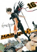 Haiky�!! - Les As du Volley T.16