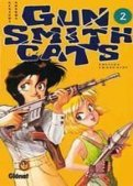 Gun smith cats T.2