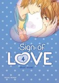Sign of love T.4