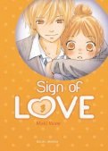 Sign of love T.3