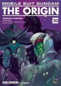 Mobile Suit Gundam - The origin T.20