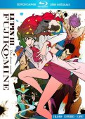 Lupin III - Une femme nomm�e Fujiko Mine - int�grale - blu-ray - �dition saphir