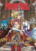 Fairy tail - calendrier 2016-17
