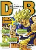 Dragon Ball - quizz book