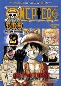 One piece - quizz book T.2