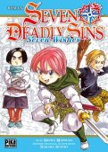 Seven deadly sins - seven wishes - roman