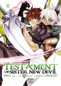 The testament of sister new devil T.6