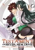 The testament of sister new devil T.5