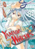 Yamada Kun & the 7 witches T.8