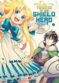 The rising of the shield hero T.3