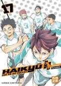 Haikyû!! - Les As du Volley T.17
