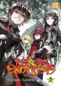 Twin star exorcists T.7