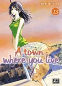 A town where you live T.13
