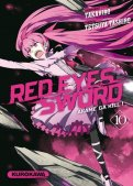 Red eyes sword - akame ga kill ! T.10