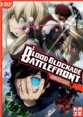 Blood blockade battlefront - intégrale