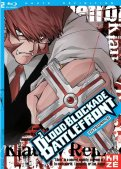 Blood blockade battlefront - intégrale - blu-ray