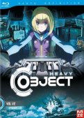 Heavy object Vol.1 - blu-ray
