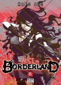 Alice in borderland T.15