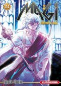 Magi - the labyrinth of magic T.24