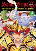Saint Seiya Episode G - édition double T.9