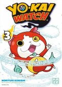 Yo-kai watch T.3