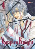 Vampire Knight - édition double T.4