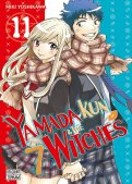 Yamada Kun & the 7 witches T.11