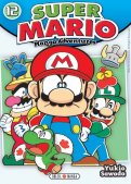 Super Mario - manga adventures T.12