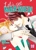 Let's get married ! T.4