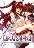 The testament of sister new devil T.7