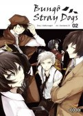 Bungô stray dogs T.2