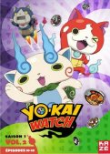 Yo-kai watch - saison 1 - Vol.2